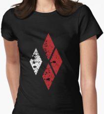 Quinn Diamonds Women's Fitted T-Shirt
