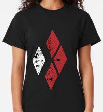 Quinn Diamanten Classic T-Shirt