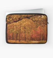 Amber Afternoon Laptop Sleeve