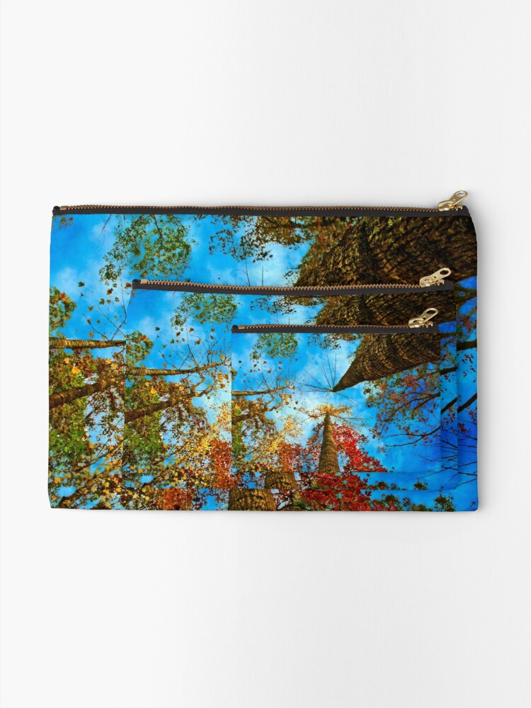 Alternate view of Up! Zipper Pouch