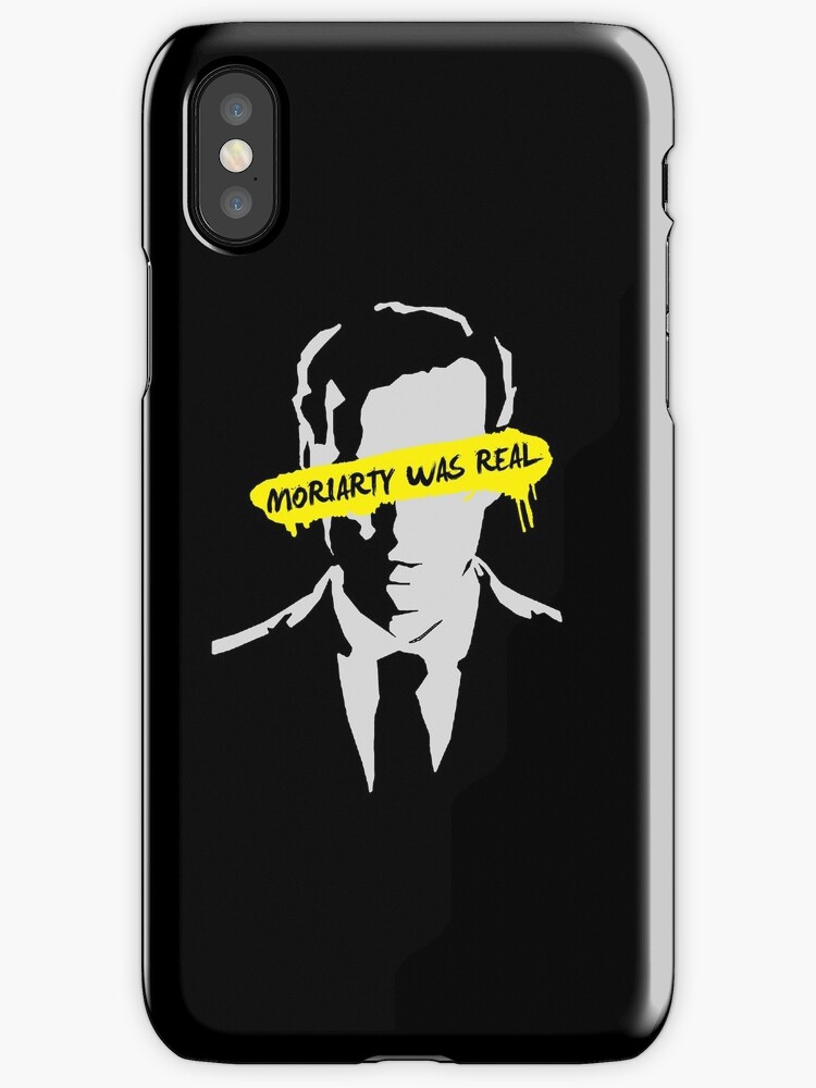 Moriarty Was Real by kcgfx