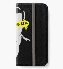Moriarty Was Real iPhone Wallet/Case/Skin