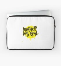 Moriarty Was Real. Laptop Sleeve