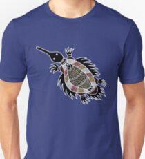 Authentic Aboriginal Art - Echidna  Unisex T-Shirt