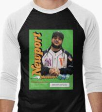 A$AP Yams Newport Cigarette Ad T-Shirt