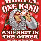 Bad Santa by SykoGraphx