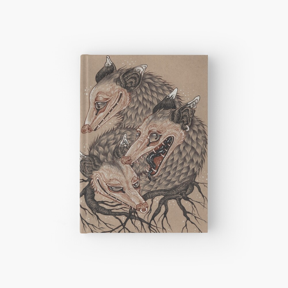 Mouths to Feed Hardcover Journal