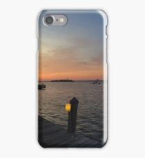 Dinner with a View iPhone Case/Skin