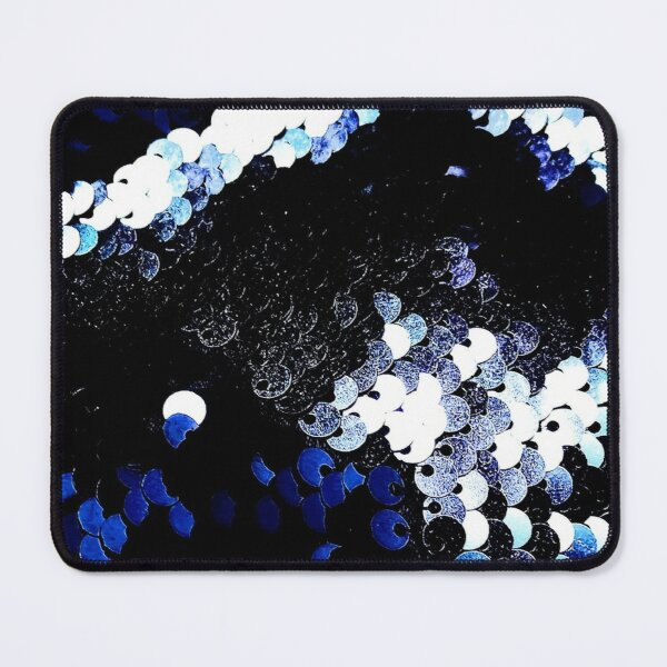 Dragon Blue Mouse Pad