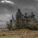 The Scottish Deerhound calander by joak
