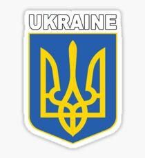 Ukrayina or Ukranian National Design - HD Ukraine  Sticker