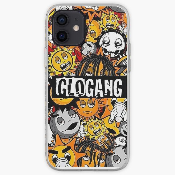 Glo Gang Or No Gang iPhone Soft Case