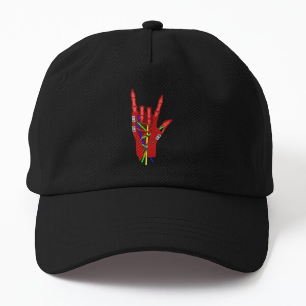 Live to Rock 2077 Dad Hat