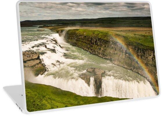 Gullfoss - Iceland by YorkStCreative