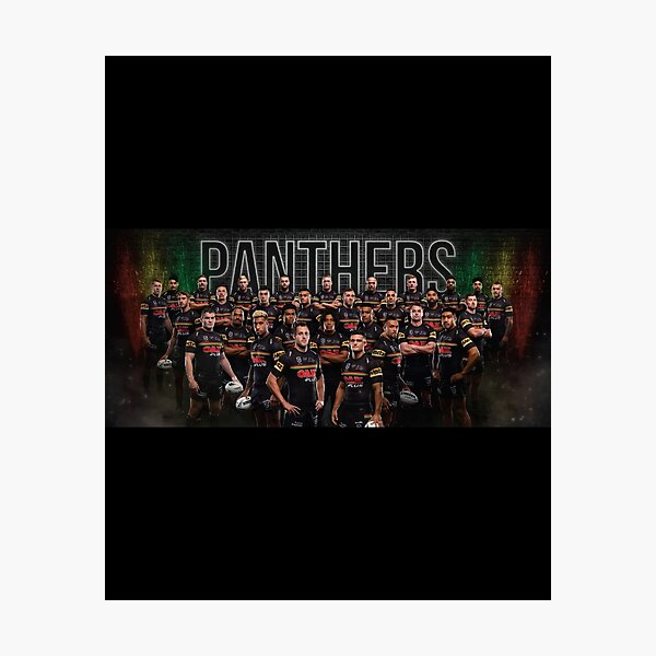 Penrith Panthers Photographic Print