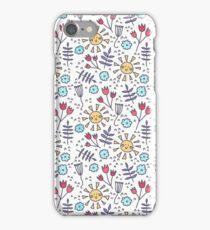 fun kids pattern iPhone Case/Skin
