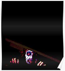 EVIL DEAD - CELLAR 80's Poster