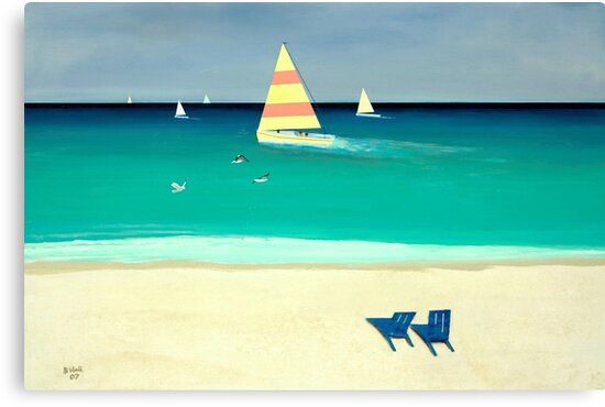 """""""Coastal Calm""""... prints and products by © Bob Hall"""