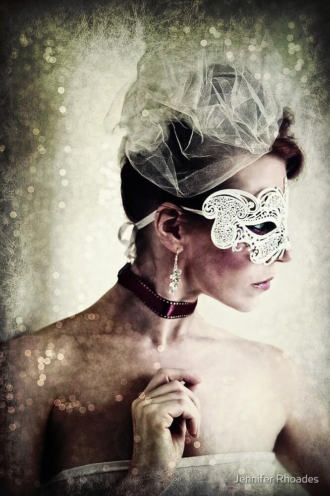 Masquerade by Jennifer Rhoades