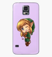 A Chibi to the Past Case/Skin for Samsung Galaxy