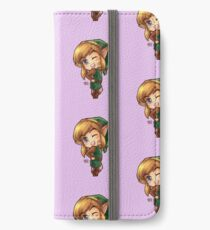 A Chibi to the Past iPhone Wallet/Case/Skin