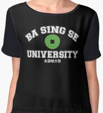 Ba Sing Se University  Chiffon Top