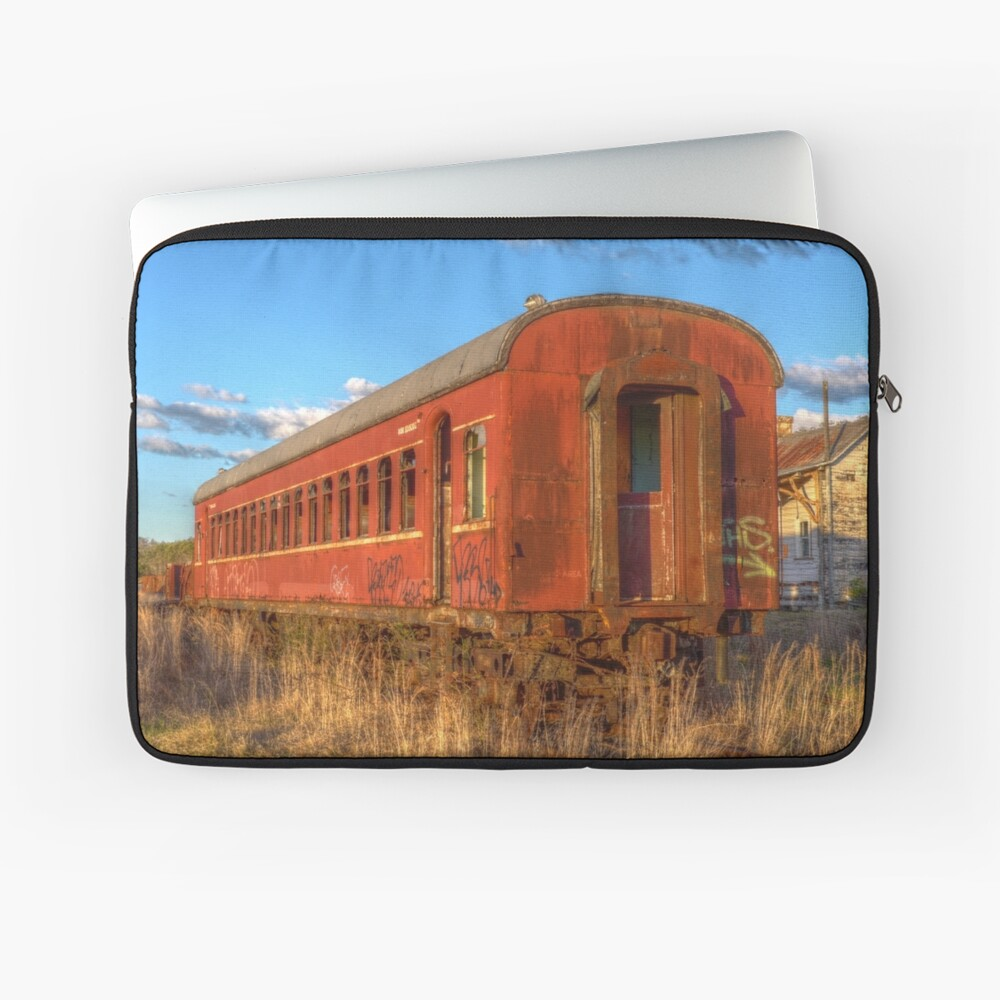 Off the rails Laptop Sleeve