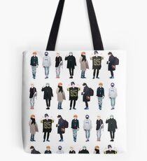 His Style Tote Bag