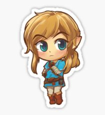 Chibi of the Wild Sticker