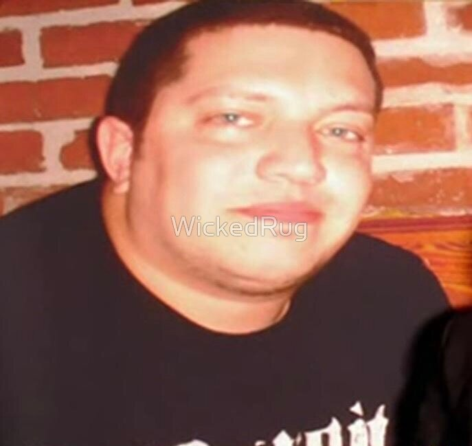 """Sal vulcano"" Stickers by WickedRug"
