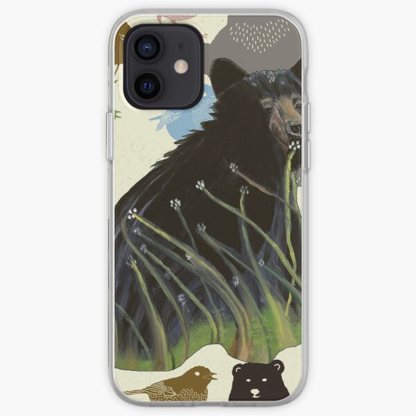 Bear Party iPhone Soft Case