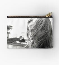 Looking Through the Wind Studio Pouch