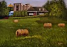 """""""A Little Bit of Country""""... prints and products by Bob Hall©"""