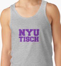 Camisetas de tirantes para hombre NYU Tisch