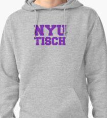 NYU Tisch Pullover Hoodie