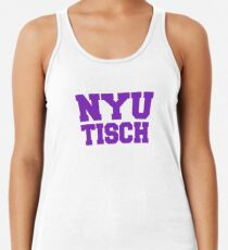 Camiseta de tirantes para mujer NYU Tisch