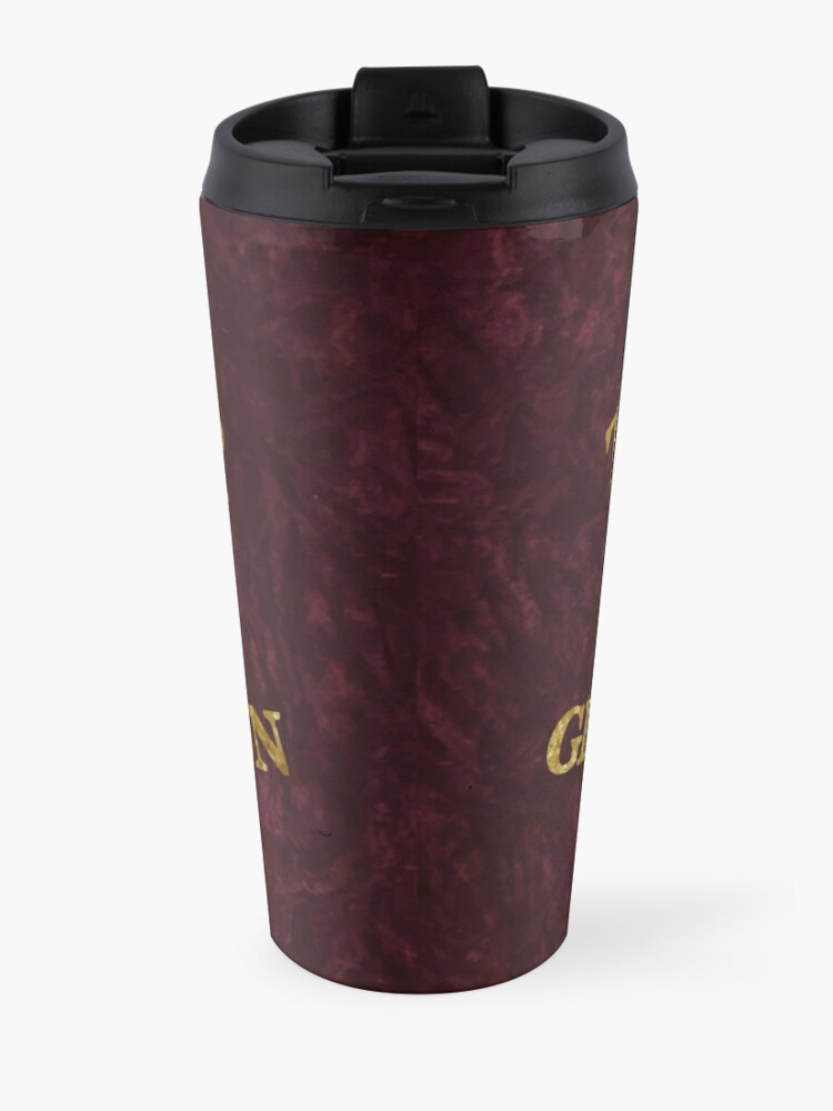 Alternate view of Time For Gina's Opinion Travel Mug