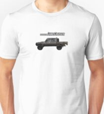 Toyota Landcruiser 79 Dual Cab Unisex T-Shirt
