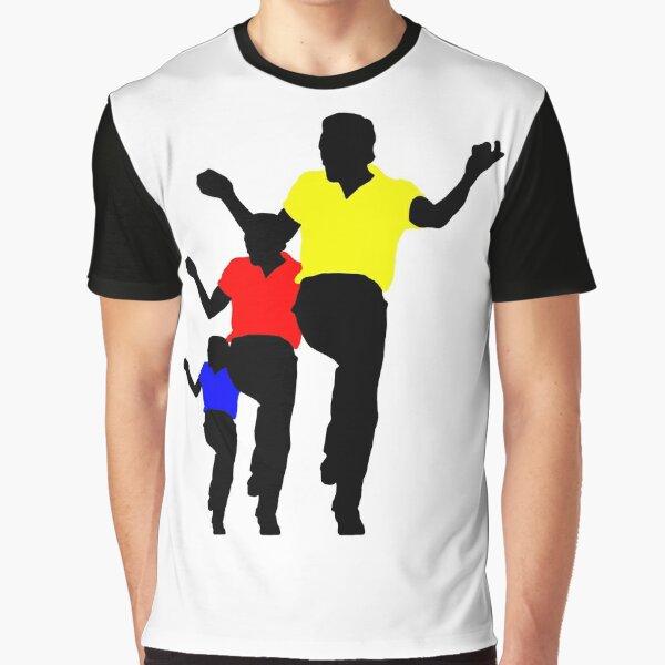 Dance, Dance, Dance Graphic T-Shirt