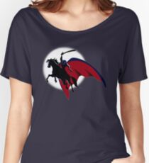 The Horseman in the Moon Women's Relaxed Fit T-Shirt