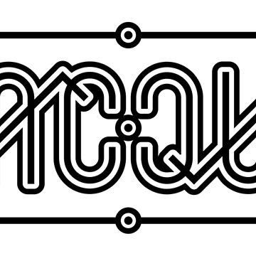 Jacqui ambigram by black-ink
