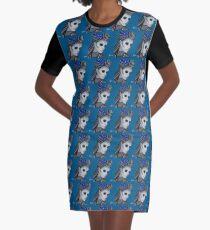 Frankensteins Bride Graphic T-Shirt Dress