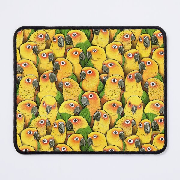 Jenday Conures Mouse Pad