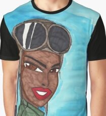 Never leave your Wingwoman Graphic T-Shirt
