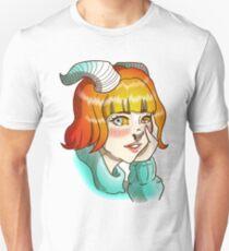 Jeannie (Character Print)  T-Shirt