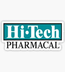 HiTech Sticker