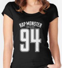 BTS Rap Monster 94 Women's Fitted Scoop T-Shirt