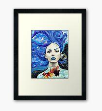 Galaxsea  Framed Print
