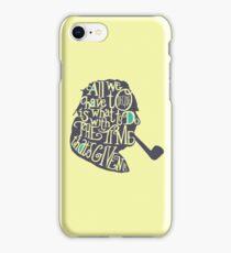 Literary Marvels- JRR Tolkien iPhone Case/Skin