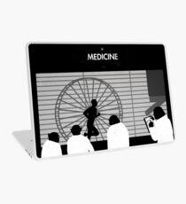 99 Steps of Progress - Medicine Laptop Skin